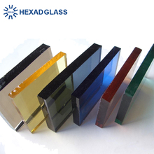 4mm 6mm 8mm 12mm Bronze Grey Green Blue Tinted Colored Float Glass of Quality with Competitve Price