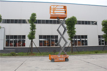 5m construction scissor lift 230kg