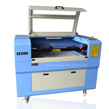 4060 60w 80w co2 acrylic leather wood glass crystal laser cutter 3D mini laser engraving machine price