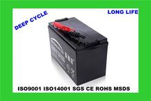 battery pakistan China top solar system battery 180ah LP100-12 deep cycle battery for 3 years quality warranty