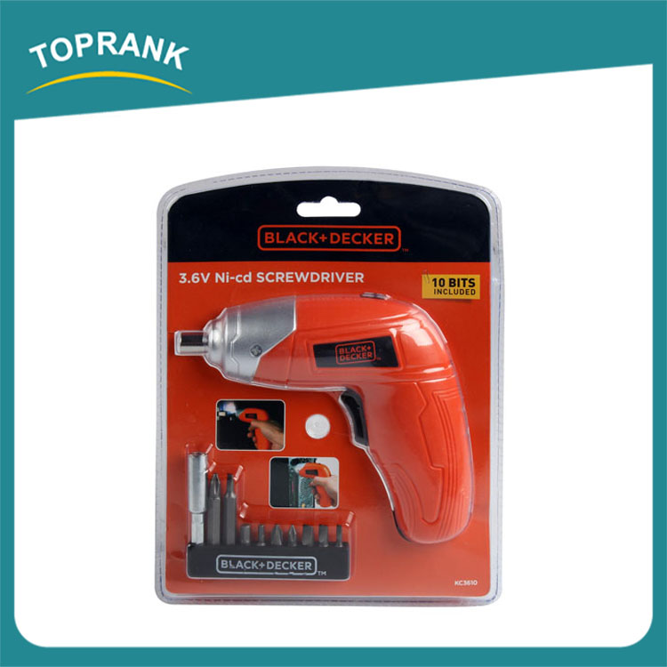 Cheap wholesale multifunction 3.6V mini electric cordless screwdriver