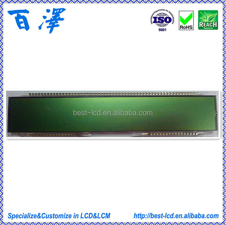 Newly Developed Industrial Meters Segment HTN LCD Display