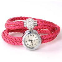 Big discount stylish watch for girl