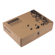 Garment Apparel Industrial Use and Recyclable small shipping box