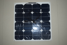 Light weight waterproof flexible solar panel china