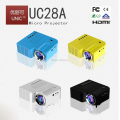 Dowlab 2017 new cheapest UNIC mini theater projector UC28A with AV USB SD HDMI