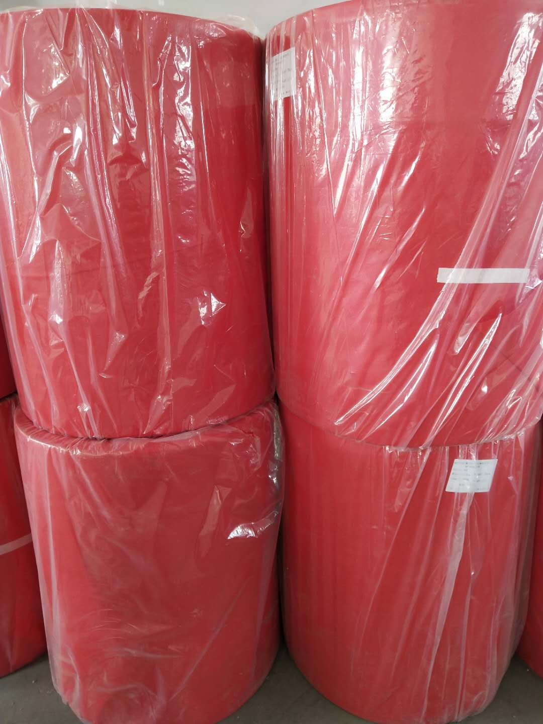 Polypropylene Nonwoven Fabric Bag Materials Raw PP Spunbond Non-woven Fabric Recycled