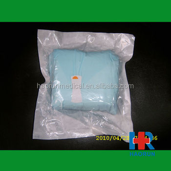 100% cotton hydrophilic medical gauze swab/sponge made in China