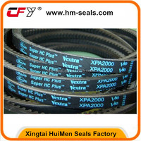 All kinds and specifications Gates v belt for fan