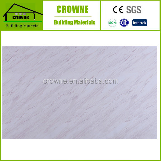 High Quality and Low Price UV Panel Wall Panel PVC Marble Sheet