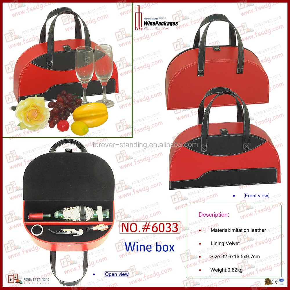 Wine pacakge, bottle case