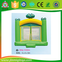 Lovely design Frog inflatable bounce house inflatable jumper for sale