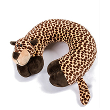 New Fashion U-Shape Neck Pillow Cushion Cartoon Animal Neck Pillow