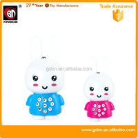 2015 cheap educational new rabbit learning machine toys product for kids