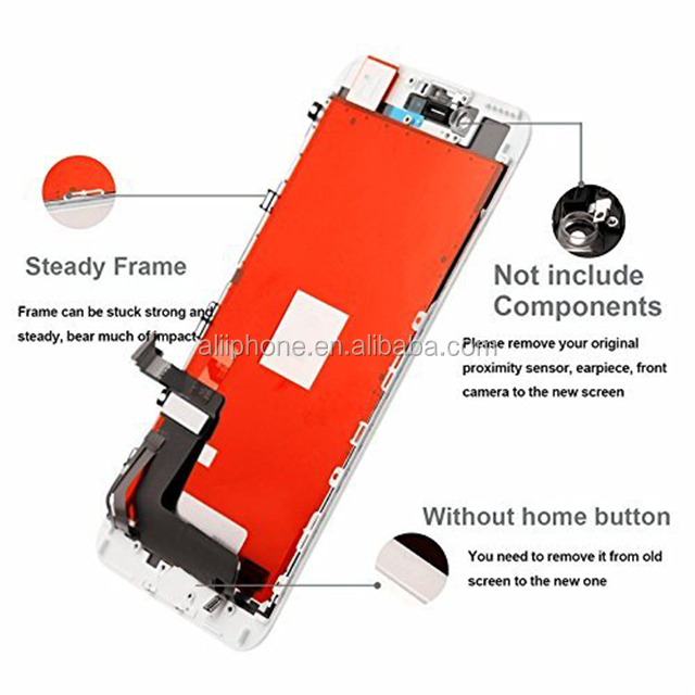 OEM display lcd touch screen digitizer for iphone 7 plus screen lcd