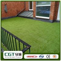 Cheap fake artificial synthetic grass balcony plastic green turf carpet