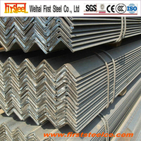 High quality steel angle iron