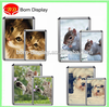 Factory Customsize 25MM Aluminum Frame Mitred Corner Sliver Metal Handmade Photo Frames for Wedding Picture Display