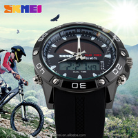 Alarm sports watch cool wrist watches power reserved product