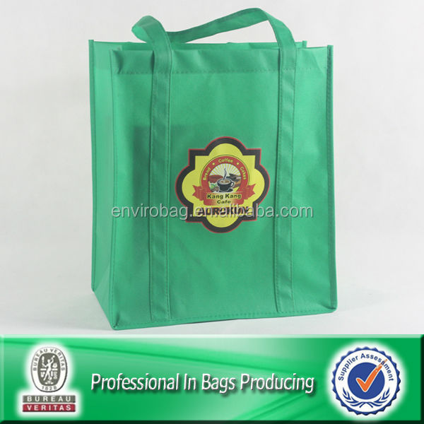 Nice Workmanship 100% Recycled Material LEAD-FREE Shopper Eco Bag