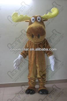 new EVA head reindeer mascot costumes