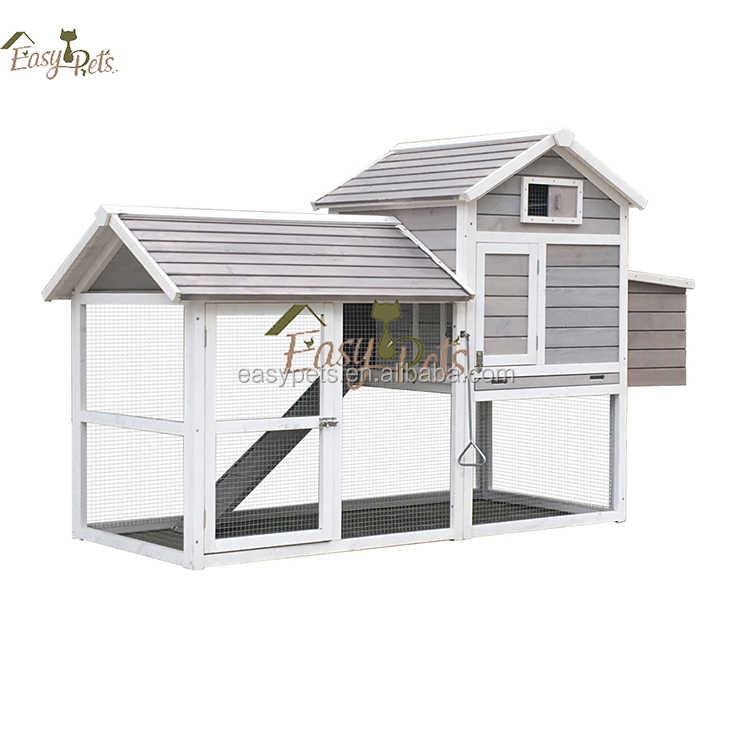 Hot Sell Backyard Wooden Chicken House