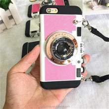 New arrival wholesales mobile accessories taobao camera print style case for iphone 7 for samsung galaxy note 5 case