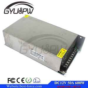 Multi-function 600W Single output led drives Switching Power Supply