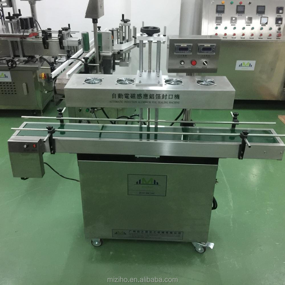 MZH-SL conduction heat sealing bottle sealing machine