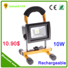 new design 10W led floodlight and rechargeable led working light with high lumen and led area light