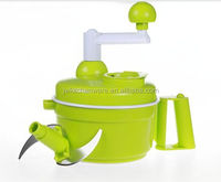 customize Hand operated speedy pull chopper in Ningbo Jiewei Kitchenware