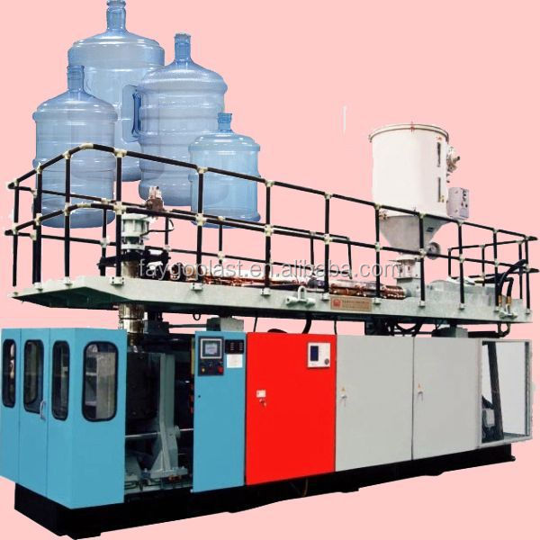 extrusion blow moulding machine car water tank