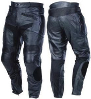 Factory Price Excellent Quality Classical Motorcycle Leather Racing Pant