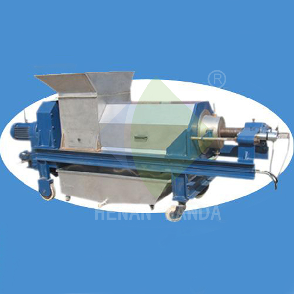 dried green fodder and grass water expeller machine
