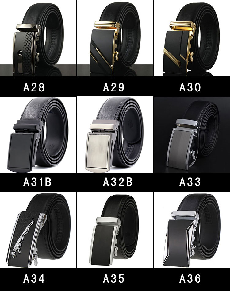ab208 Wholesale New Design Leather Belt