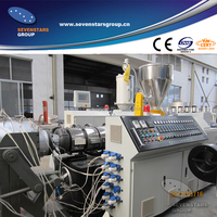 PVC Wire tube making line/Protective pipe for electric cable production line