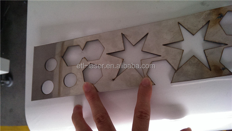 stainless steel laser cutter