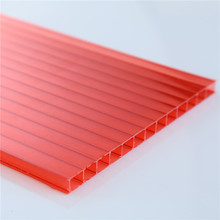 Solar Control Infrared Reflective Pearlescent White Polycarbonate Sheet
