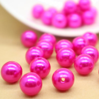 Fancy Multiple Color Loose Plastic Pearl