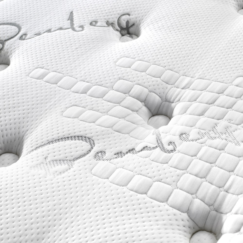 High Quality Hot Sale Queen Size Vacuum Compress Euro Top 3d Mesh Mattress With Pocket Steel Material Firm Spring Pillow - Jozy Mattress   Jozy.net