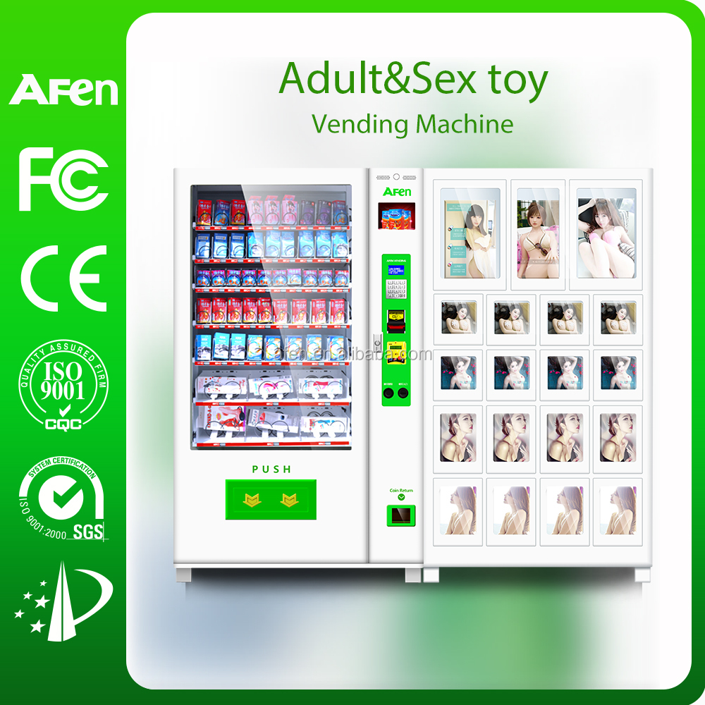 flower vending machine/snack vending machine/automatic vending machine