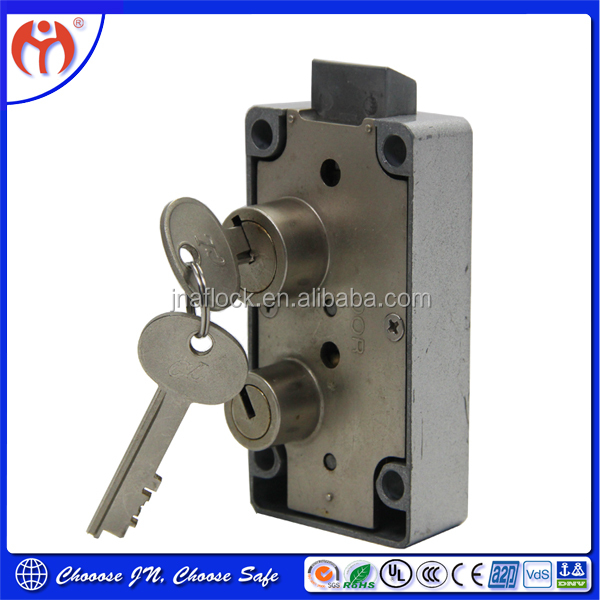 2016 Cheap Price deposit key locker for bank storage B0810