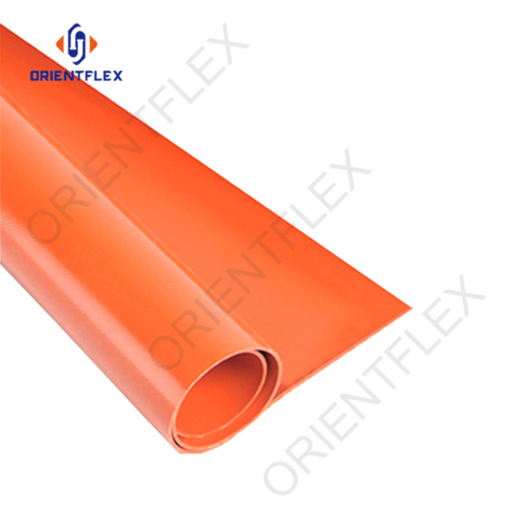 Chinese factory thick high temperature Industry rubber sheet producer