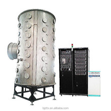 PVD arc ion vacuum TiN coating second hand equipment