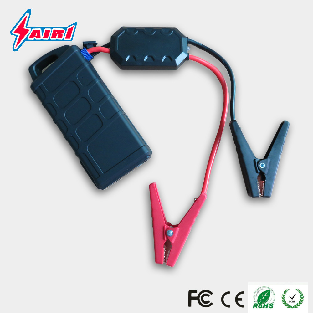 12000mah multi-function Car Emergency Jump Starter/12v auto parts/starter battery for winter driving