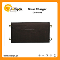 High Quality Waterproof Foldable Portable 13W Solar Panel Mobile Charger with Dual USB