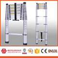 EN131 2016 ADTO Aluminum finger gap telescopic ladder
