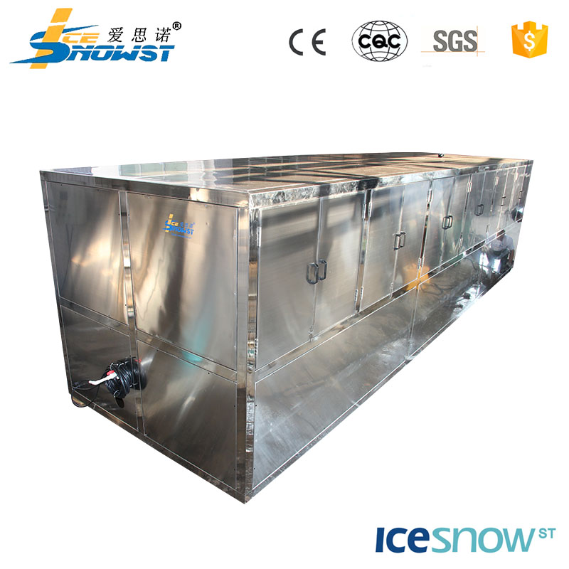 Stainless steel automatic commercial industrial clear cube ice maker