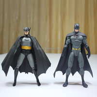 Plastic OEM batman toys/articulated custom action figures/batman movie figure