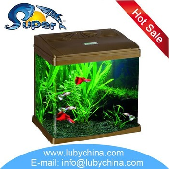 CR320 professional good quality glass aquarium tank for aquarium fish, with wholesale price